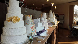 ele' Cake Co. Wedding Cake